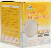 Product picture of Changhung Respirator FFP2 without valve 20 pieces