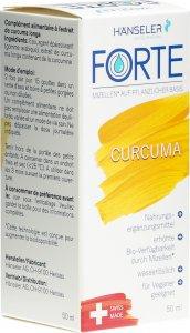 Product picture of Hänseler Forte Curcuma Dropper Bottle 50ml