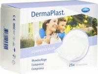 Immagine del prodotto Dermaplast Compress Plus 7.5x10cm 25 Pezzi