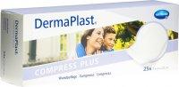 Immagine del prodotto Dermaplast Compress Plus 7.5x20cm 25 Pezzi