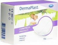 Product picture of Dermaplast Compress Protect 7.5x10cm 15 Pieces