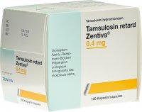 Immagine del prodotto Tamsulosin Retard Zentiva Retard Kapseln 0.4mg 100 Stück