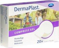 Immagine del prodotto Dermaplast Compress Gel 5x7.5cm 20 Pezzi