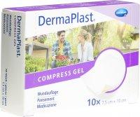 Immagine del prodotto Dermaplast Compress Gel 7.5x10cm 10 Pezzi