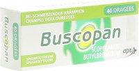 Immagine del prodotto Buscopan (pi) Dragees 10mg 40 Stück