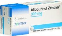 Immagine del prodotto Allopurinol Zentiva Tabletten 300mg 30 Stück