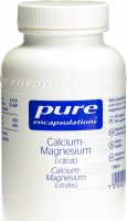 Image du produit Pure Calcium-Magnesium Kapseln Neu Dose 90 Stück