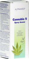 Product picture of Alpinamed Cannabis 5 Dosage Spray 10ml