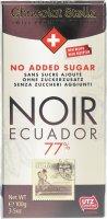 Image du produit Stella Schokolade Noir 77% Ecuador 100g