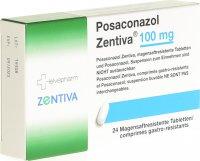 Immagine del prodotto Posaconazol Zentiva Tabletten 100mg 24 Stück
