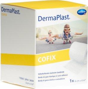Immagine del prodotto Dermaplast Cofix Bendaggi di Garza 6cmx4m Bianco
