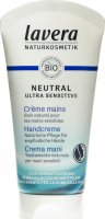 Produktbild von Lavera Neutral Ultra Sensitiv Handcreme Tube 50ml
