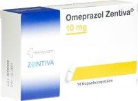 Immagine del prodotto Omeprazol Zentiva Kapseln 10mg 14 Stück