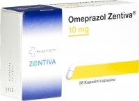 Immagine del prodotto Omeprazol Zentiva Kapseln 10mg 28 Stück