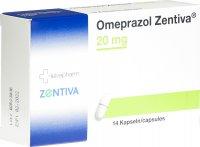 Immagine del prodotto Omeprazol Zentiva Kapseln 20mg 14 Stück