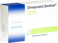 Immagine del prodotto Omeprazol Zentiva Kapseln 20mg 28 Stück
