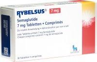 Immagine del prodotto Rybelsus Tabletten 7mg 30 Stück