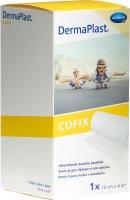 Product picture of Dermaplast Cofix Gauze Bandage 10cmx4m White