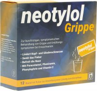 Immagine del prodotto Neotylol Grippe Pulver Beutel 12 Stück