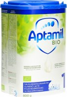Product picture of Milupa Aptamil Bio 1 Säuglingsmilchnahrung 800g