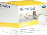 Product picture of Dermaplast Cofix gauze bandage 4cmx4m white