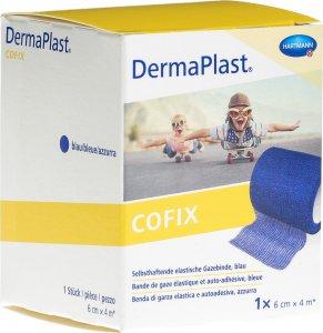 Immagine del prodotto Dermaplast Cofix Bendaggio di Garza 6cmx4m Blu