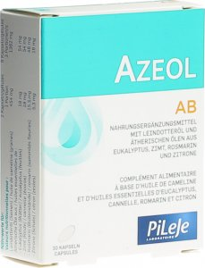 Product picture of Azeol AB capsules 30 pieces