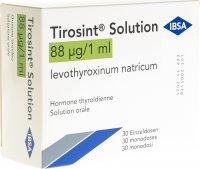 Immagine del prodotto Tirosint Solution 88mcg 30 Ampullen 1ml