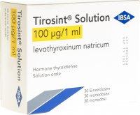 Immagine del prodotto Tirosint Solution 100mcg 30 Ampullen 1ml