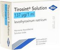 Immagine del prodotto Tirosint Solution 137mcg 30 Ampullen 1ml
