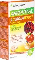 Image du produit Arkovital Acerola Boost Kautabletten 24 Stück