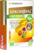 Image du produit Arkoroyal Gelee Royale Forte Bio 20 Trinkampullen 10ml