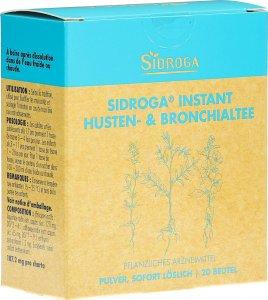 Immagine del prodotto Sidroga Instant Husten- & Bronchialtee Beutel 20 Stück