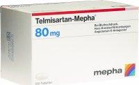 Immagine del prodotto Telmisartan Mepha Tabletten 80mg 100 Stück