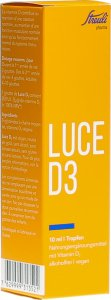 Product picture of Luce Vitamin D3 Dropper tube 10ml