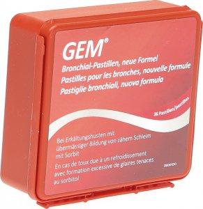 Immagine del prodotto Gem Bronchialpast M Sorbit Neue Form Dose 36 Stück