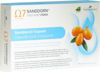 Immagine del prodotto Sanddorn Argousier Vision Capsule di olio di olivello spinoso 60 Capsule