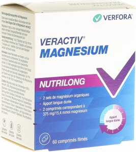 Product picture of Veractiv Magnesium Nutrilong Tablets 60 pieces