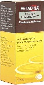 Immagine del prodotto Betadina Desinfizierende Loesung Flasche 120ml