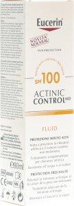 Immagine del prodotto Eucerin Actinic Control Fluido solare LSF 100 Tubo 80ml