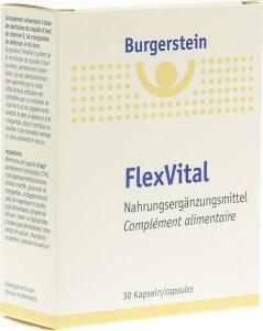 Product picture of Burgerstein Flexvital Capsules 30 pieces