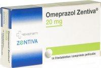 Immagine del prodotto Omeprazol Zentiva Filmtabletten 20mg 14 Stück