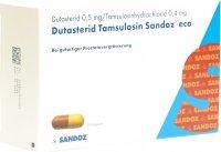 Immagine del prodotto Dutasterid Tamsulosin Sandoz Eco 0.5/0.4mg 30 Stück