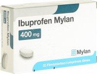 Immagine del prodotto Ibuprofen Mylan Filmtabletten 400mg 20 Stück