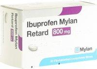 Immagine del prodotto Ibuprofen Mylan Retard Filmtabletten 800mg 50 Stück