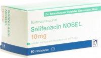 Immagine del prodotto Solifenacin Nobel Filmtabletten 10mg 90 Stück