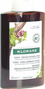 Product picture of Klorane Chinin Edelweiss Shampoo 200ml