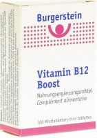 Product picture of Burgerstein Vitamin B12 Boost Mini Tablets 100 Capsules