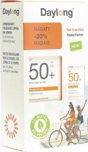 Immagine del prodotto Daylong Protect&care Lozione SPF 50+ 200ml+stick 20ml