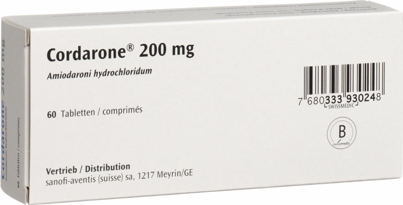 Cordarone 200 Mg